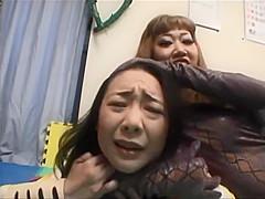 japanese catfight ,wrestling