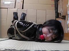Secret Agent Nene boxed up