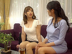 AUKG-317 MY SISTER-IN-LAW IS A LESBIAN… THE EMBARRASSED
