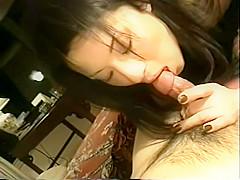 Japanese Crossdresser Riding Cock