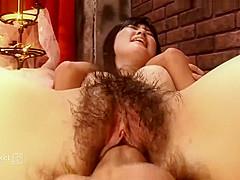 Shizuka Uses Holes to Escape Crime Lord (Uncensored JAV)