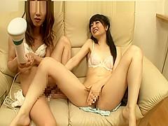 Incredible Japanese prostitute In Exotic Dildos/toys JAV Clip