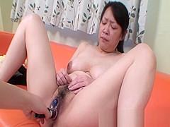 Sachie Hasegawa - Big Boobs JAV Mature Drilled And Creampied