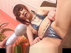 Superb hardcore sex with toys along Misuzu Imai