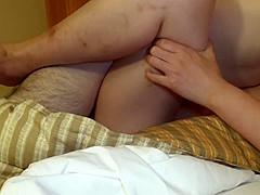5 consecutive intravaginal cum shot overnight