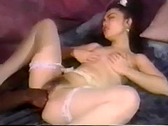 Fingering her Pussy and Ass