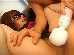 Chika Sato Lovely Asian Girl In Sunglasses Likes To Fuck Hard