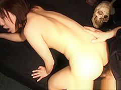 Riho Yu and Natsuki Asian model is into hardcore Japanese sex