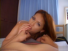 Sexy Maria Ozawa is a busty chick who loves a good dick riding.