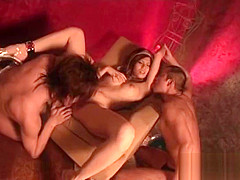 Daiya Nagore in a hot threesome gets part5
