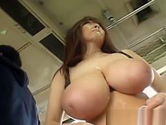Hitomi Tanaka Hot Asian doll has sex part3