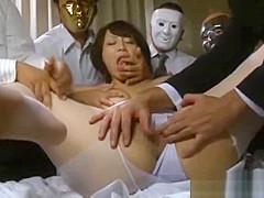 Asian nurse has hardcore sex part4