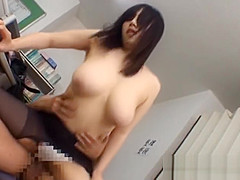 Azusa Nagasawa Asian babe is a busty part1