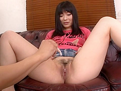 Watch Hina Maedas Tight Teen Pussy Get Shaved Bare