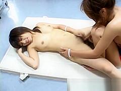 Seira kinomoto and yuri shiina hot japanese lesbo teens11 by jpsc