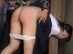 Asian Lesbian Dominated Tortured Spanked Kissed