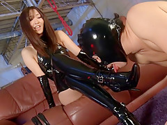 Nono Mizusawa in Bondage Queen part 1