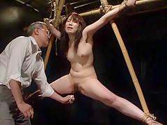 Sakura Oba in Female Cage 5 part 4.2