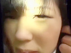 Excellent xxx clip Japanese exotic pretty one
