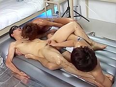 Horny Japanese Twinks Fucking Hard