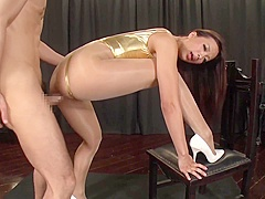 Sexy Mizuki Nao gets rammed in wild ways