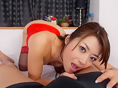 Maki Hojo in Dirty Voice 2 part 4