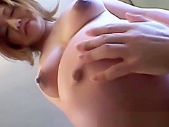The doctor has erotic exmaniation in mind for this expecting slut