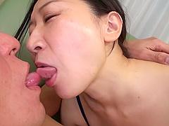 Amazing sex scene Blowjob crazy uncut