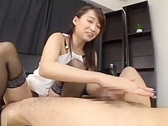 Amazing adult movie Handjob unbelievable will enslaves your mind
