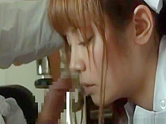 Japanese Nurse Goes All Out To Make Patient Comfortable