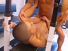 Japanese muscle guys get fucked (Tyson Sportus – 追い込め! SPT17)
