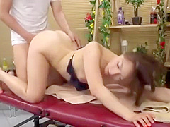 Erotic Soapy Massage From Asian Milf