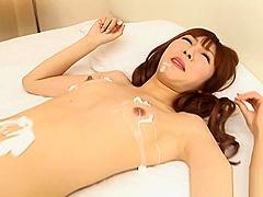 A mesmerizing Japanese fellatio