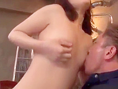 Best porn clip Big Nipples hot only here