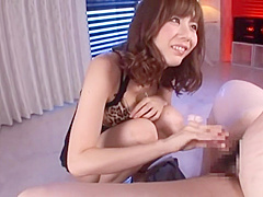 CUTE JAPAN GIRL SUCK FAT MAN SMALL DICK UNTIL FAT MAN CANT STAND!
