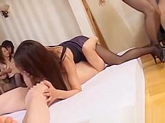 Amazing Japanese mature gets fucked part3