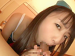 Beautiful Japanese harlot is attending in cosplay XXX movie