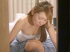 Married Saeki Haruna Cuckold