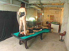 Japanese punished by Natsuki (1)