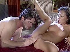 Asa Akira Full Body Massage