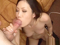 Really. amazes her komine pussy very tight with yui regret