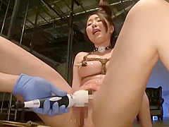 Japanese Dom Inflicts Multiple Ruined Orgasms To His Chastity Slavegirl