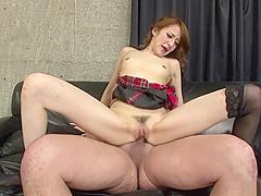 Japan gangbang sex in harsh modes for Mai Shirosaki