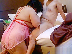 Horny sex clip MILF check exclusive version
