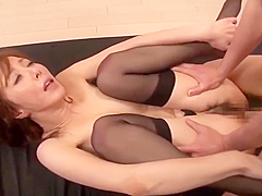 Incredible adult movie MILF wild only here