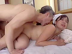 Hottest sex video Brunette unbelievable only here