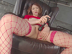 Japanese Vibrator Makesairi Mizusawa To Reach Orgasm