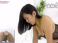 Satomi Shimpe Of A Woman N 1467 Rear Piston Dildo Masturbation B 90 W 62 H 90