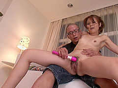 Rosa Kawashima Japanese Masturbate With Help From A Friend