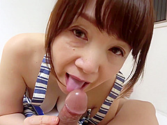 Miyamae Yukie Make A Naked Apron For A Domestic Woman And Play Mischief